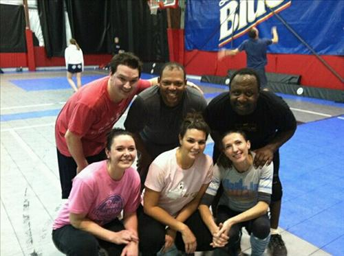 HAPPY ENDING! - Winter 2011 Tuesday Night Rec League Champions