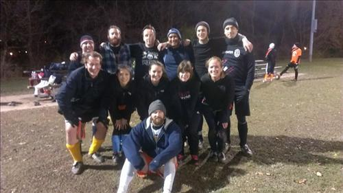 Tremont United,  Footballers,  Fall 2013!