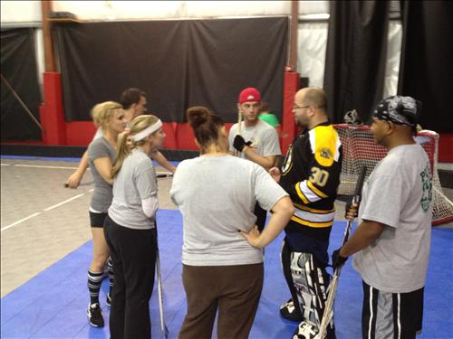 Sunday Floor Hockey