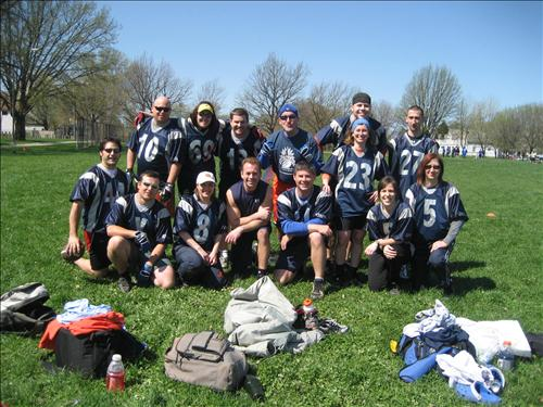 Sexiest Touch Team! - 2010